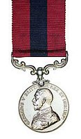 Distinguished Conduct Medal (DCM)